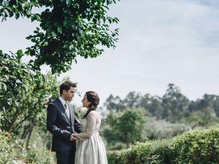 O casamento de Filipa e Flávio