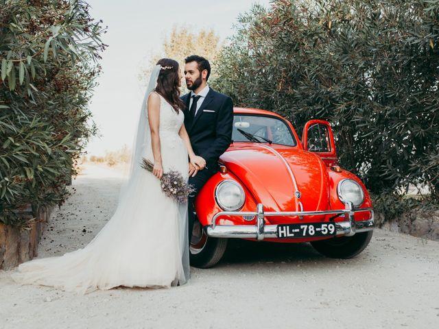 O casamento de João e Sílvia em Évora, Évora (Concelho) 15