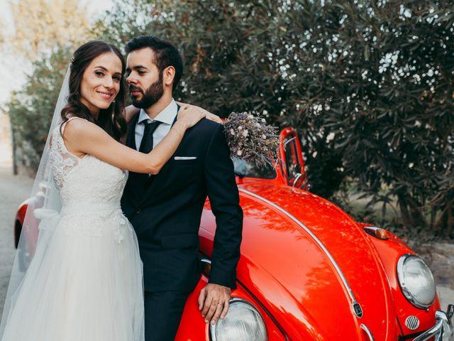 O casamento de João e Sílvia em Évora, Évora (Concelho) 16