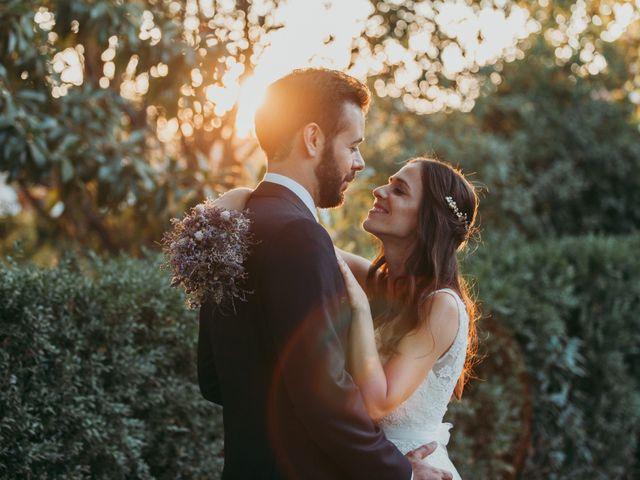 O casamento de Sílvia e João
