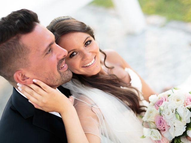 O casamento de David e Elodie em Valença, Valença 1