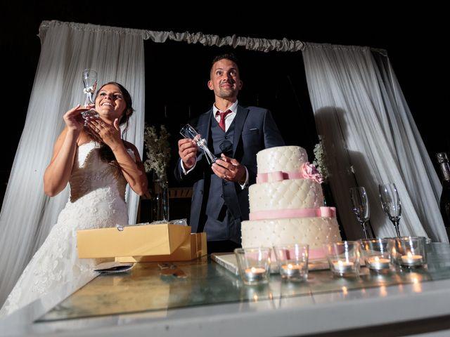 O casamento de David e Elodie em Valença, Valença 2