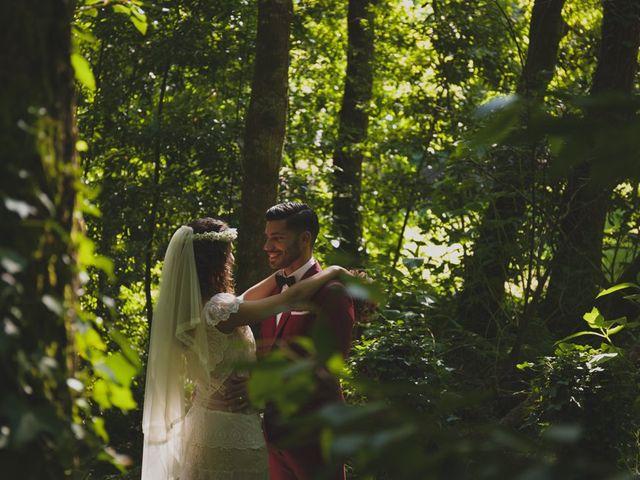O casamento de Cristiana e Jorge