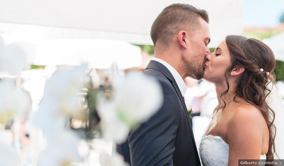 O casamento de David e Elodie em Valença, Valença
