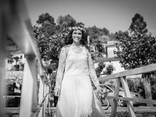 O casamento de Cristina e Bruno 2