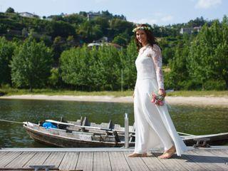 O casamento de Cristina e Bruno 3