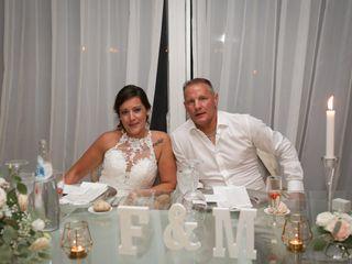 O casamento de Fátima e Márcio