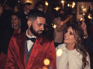 O casamento de Jessica e Christian 1