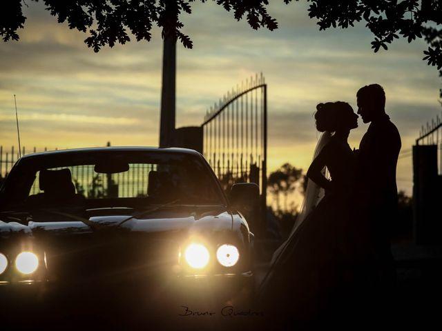 O casamento de Melissa e Luis