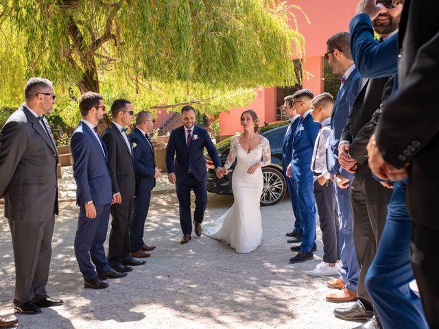 O casamento de Diogo e Inês em Merceana, Alenquer 3