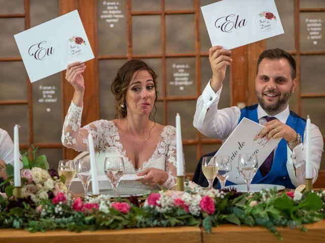 O casamento de Inês e Diogo
