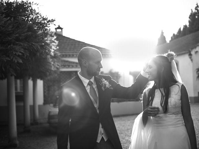 O casamento de João e Carolina em Sobral de Monte Agraço, Sobral de Monte Agraço 17