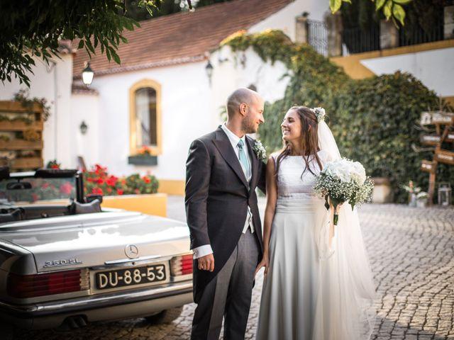 O casamento de João e Carolina em Sobral de Monte Agraço, Sobral de Monte Agraço 18