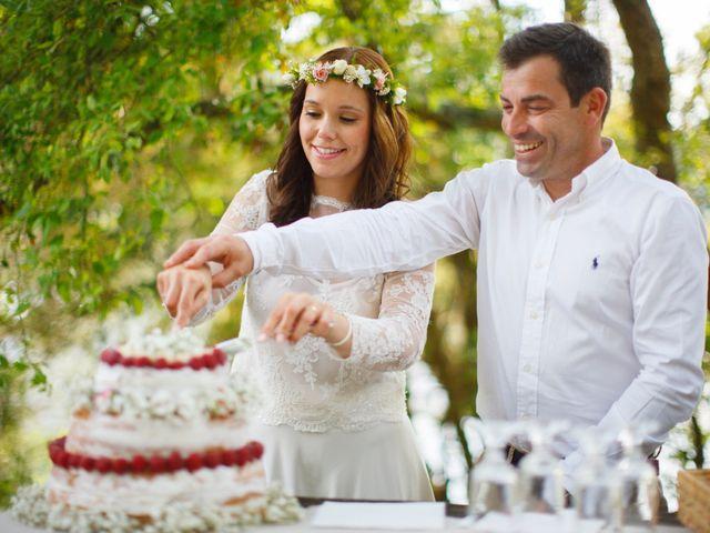 O casamento de Cristina e Bruno