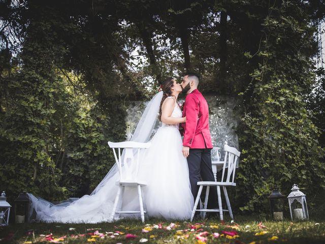 O casamento de Christian e Jessica em Palmela, Palmela 8