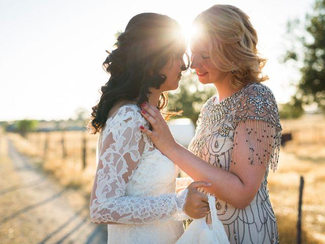 O casamento de Tina e Linda