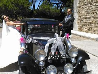 O casamento de Liliana e Fábio 1