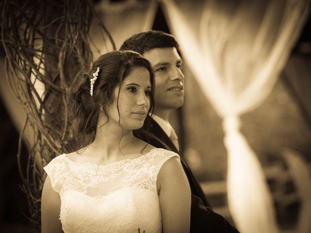 O casamento de Érica e Ricardo