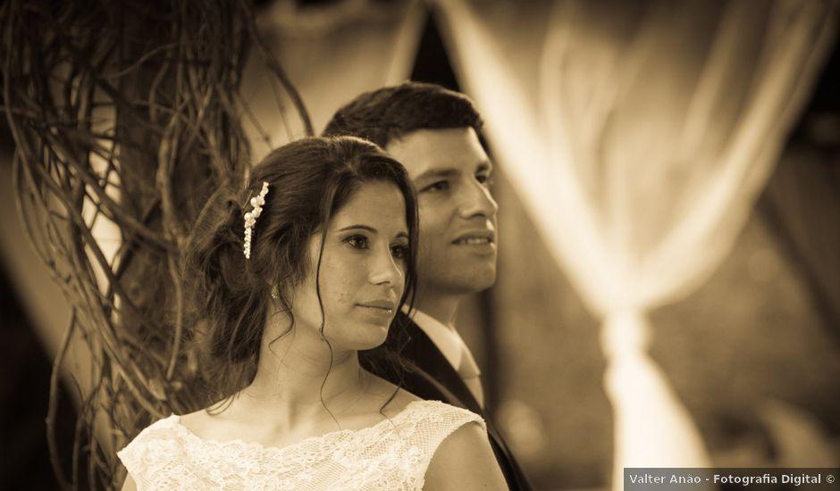 O casamento de Ricardo e Érica em Alandroal, Alandroal