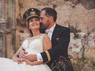 O casamento de Sónia e Luis