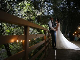 O casamento de Patrícia e Bruno