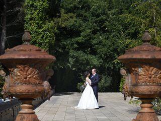 O casamento de Joana e Maximilian
