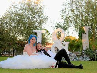 O casamento de Tatiana  e Iuri