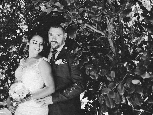 O casamento de Fabiola e Simão