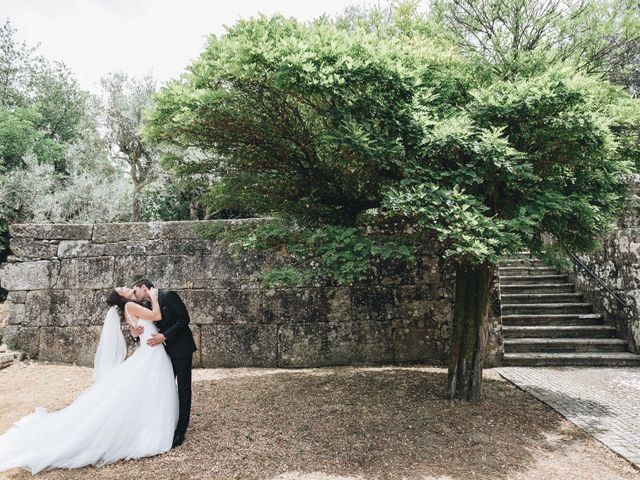 O casamento de Bruno e Cátia em Tondela, Tondela 197