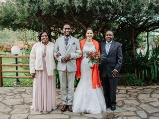 O casamento de Sofia e Ismael 1