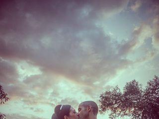 O casamento de Sílvia e Ricardo