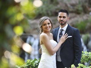 O casamento de Joana e Fábio