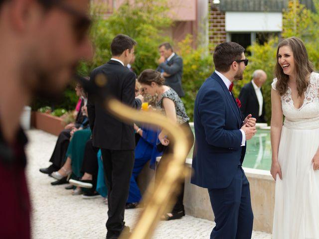 O casamento de André e Ana em Alcobaça, Alcobaça 25