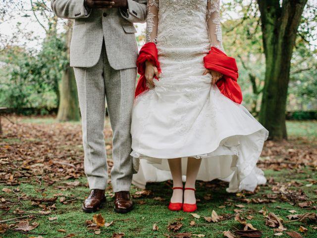 O casamento de Sofia e Ismael