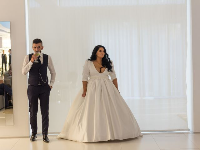 O casamento de Sabina e José