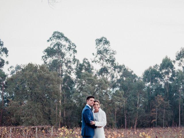 O casamento de Elisa e Jorge