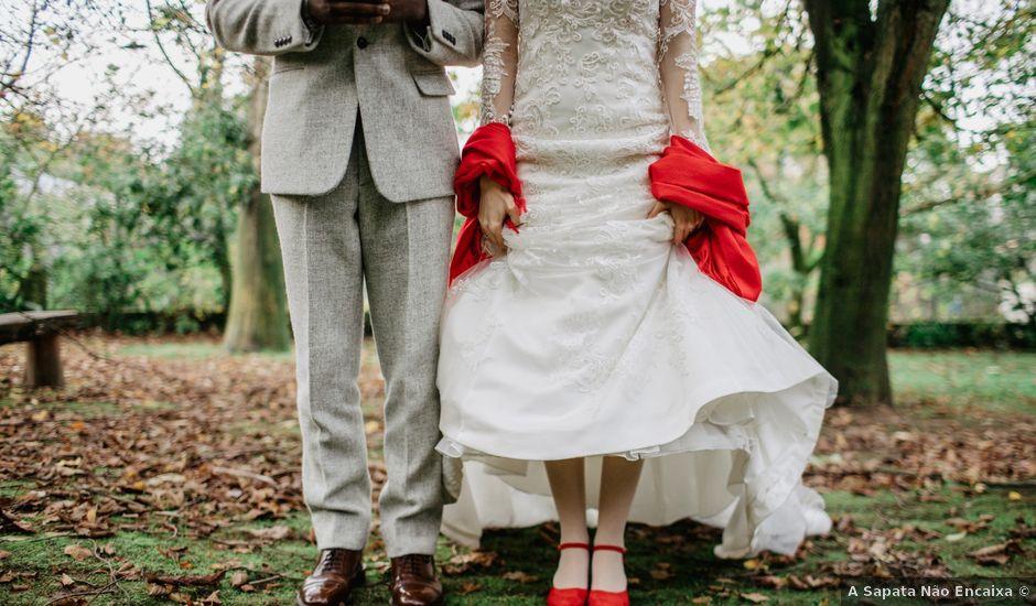 O casamento de Ismael e Sofia em Maia, Maia