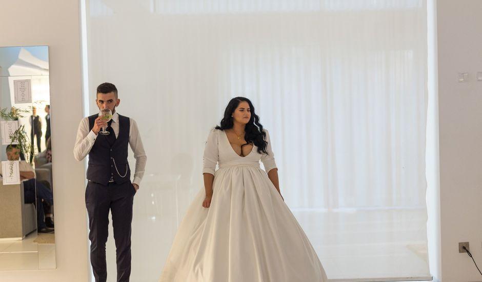 O casamento de José  e Sabina em Porto, Porto (Concelho)