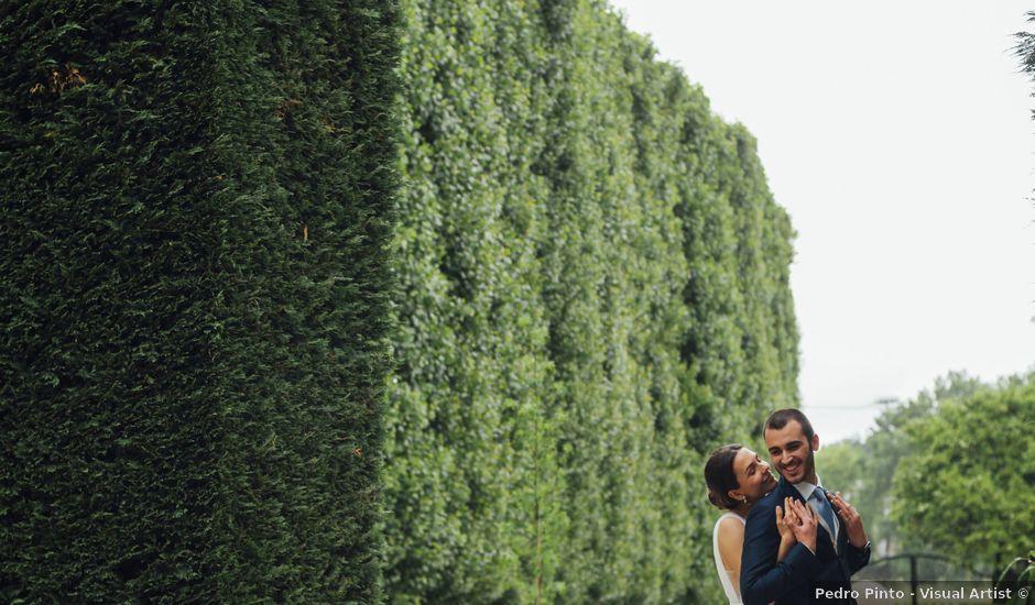 O casamento de David e Maria em Maia, Maia