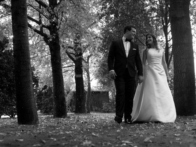 O casamento de Margarida e Tomás