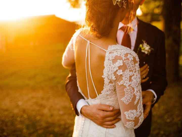 O casamento de Joana e António
