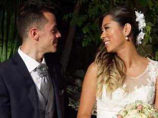 O casamento de Karoline e José