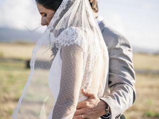 O casamento de Maria e Diogo