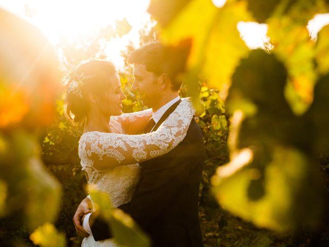O casamento de António e Joana em Paredes, Paredes 1