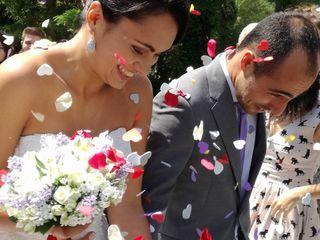 O casamento de Cláudia e Cláudio