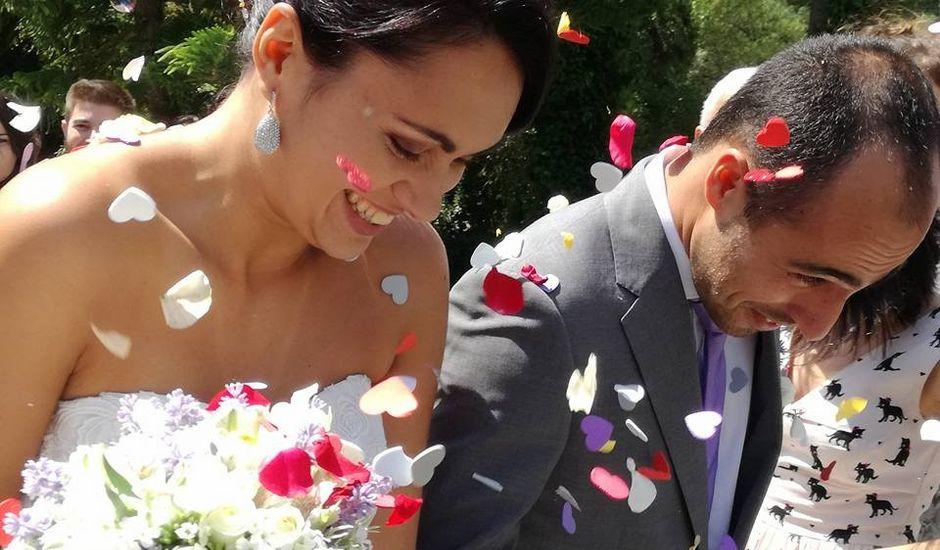 O casamento de Cláudio e Cláudia em Almornos, Sintra
