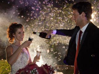 O casamento de Carla e Rui