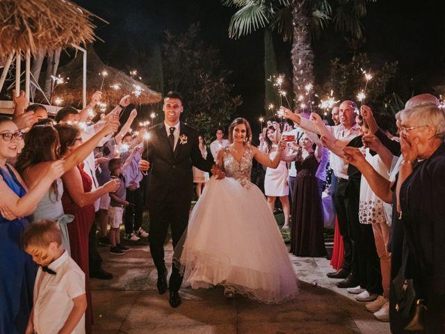 O casamento de Gil e Patrícia