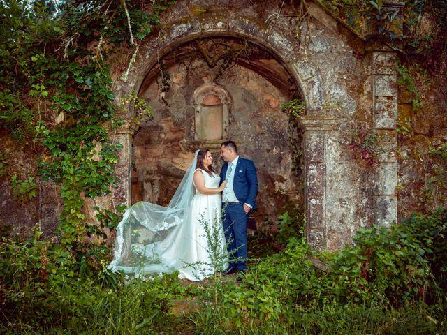 O casamento de Tânia e Carlos