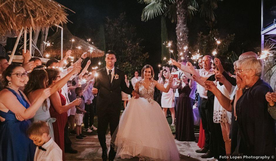 O casamento de Patrícia e Gil em Lustosa, Lousada